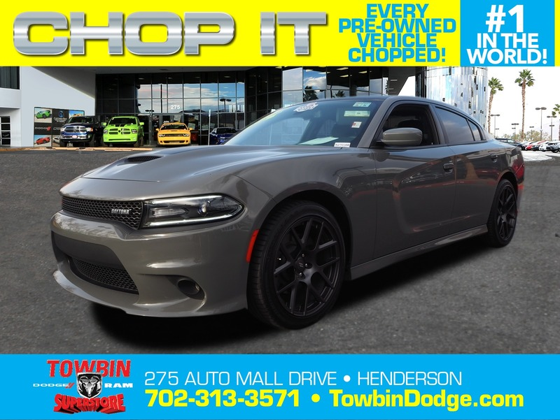 Pre Owned 2017 Dodge Charger R T 4dr In Henderson R27038b Towbin
