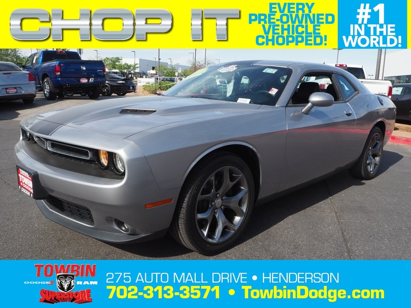 Pre Owned 2016 Dodge Challenger Sxt Plus