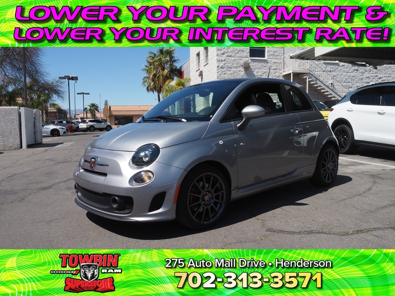 Pre-Owned 2019 FIAT 500 ABARTH