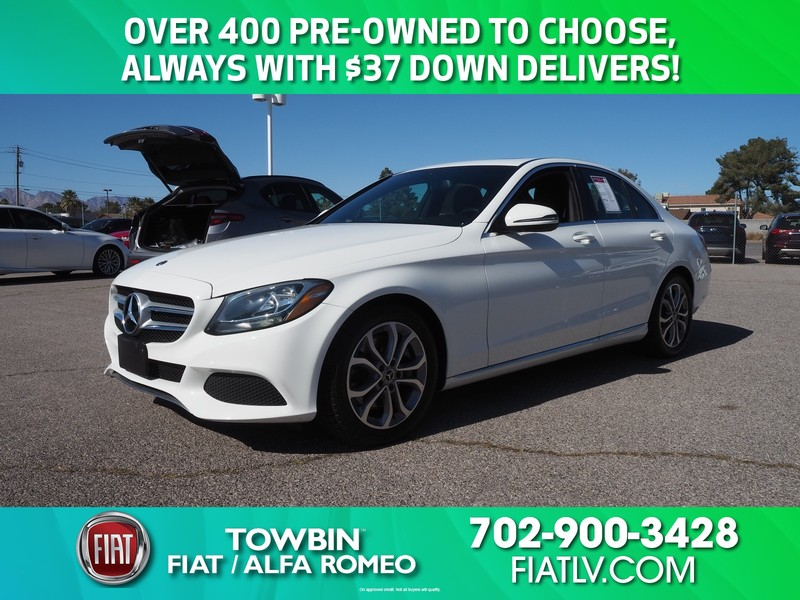 Pre-Owned 2018 MERCEDES-BENZ C300