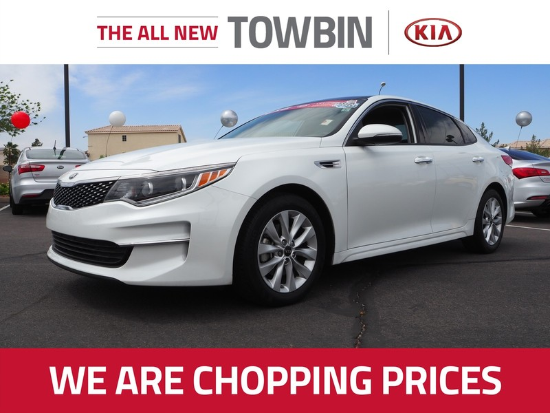 Pre Owned 2016 Kia Optima Ex 2 4 Premium