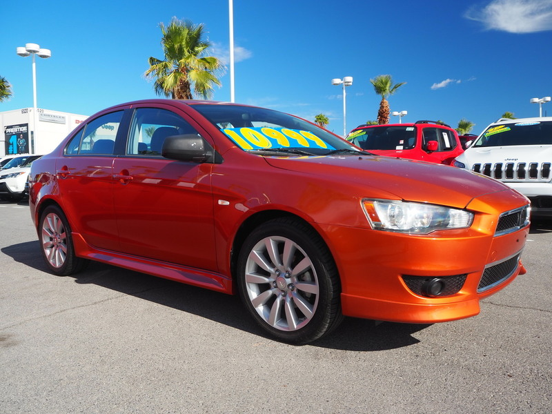 Marvelous Pre Owned 2011 MITSUBISHI LANCER GTS