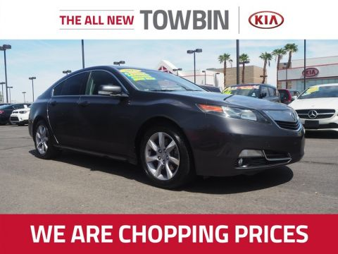 Pre-Owned 2013 Acura TL TECHNOLOGY