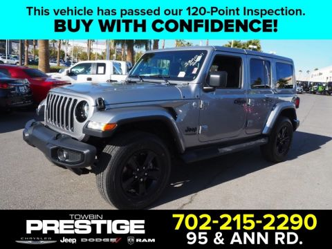 Pre-Owned 2019 JEEP WRANGLER RUBICON ACTIVE