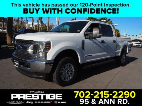 Pre-Owned 2018 FORD F-250 XL VALUE 4X4