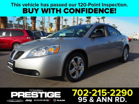 Pre-Owned 2005 PONTIAC G6 GT W/LEATHER