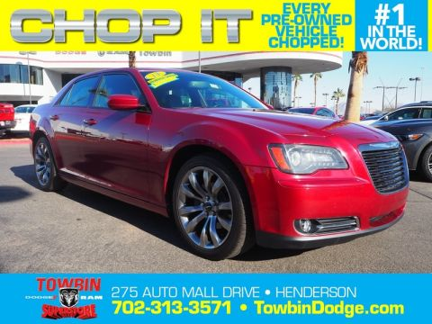 Pre-Owned 2014 CHRYSLER 300 S LUXURY