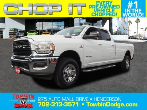 Pre-Owned 2019 RAM 2500 BIG HORN 4X4