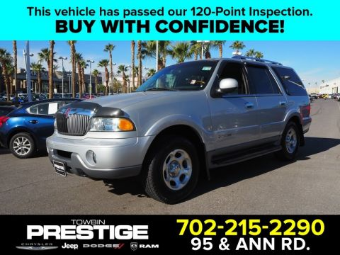 Pre-Owned 2000 LINCOLN NAVIGATOR 4X4