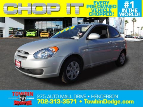 Pre-Owned 2009 HYUNDAI ACCENT GS