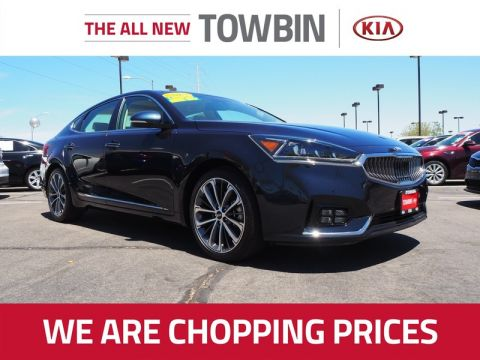Pre-Owned 2018 KIA CADENZA TECHNOLOGY